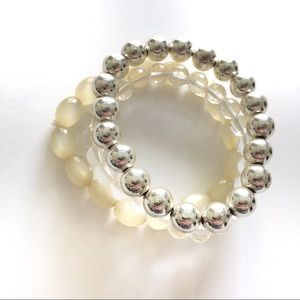 Set of Costume Bracelets